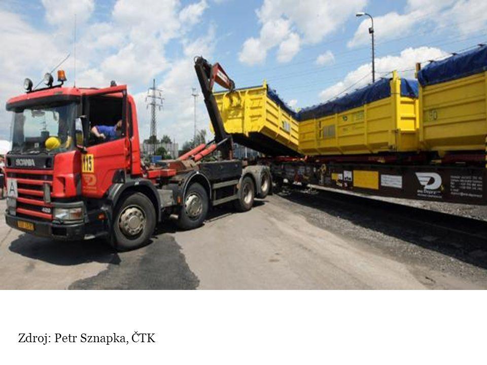 Výhody systému ACTS  manipulace bez dalšího manipulačních prostředků (vertikální překládka)  přímé překládání mezi železničním vozem a automobilovým nosičem  manipulace na libovolné místě (bez nutnosti terminálu)  vysoká produktivita práce a dopravního výkonu  kontabilita se zahraničními systémy  nezávislost na kolejové dopravě  široká škála kontejnerů  lze přepravovat různé druhy zboží