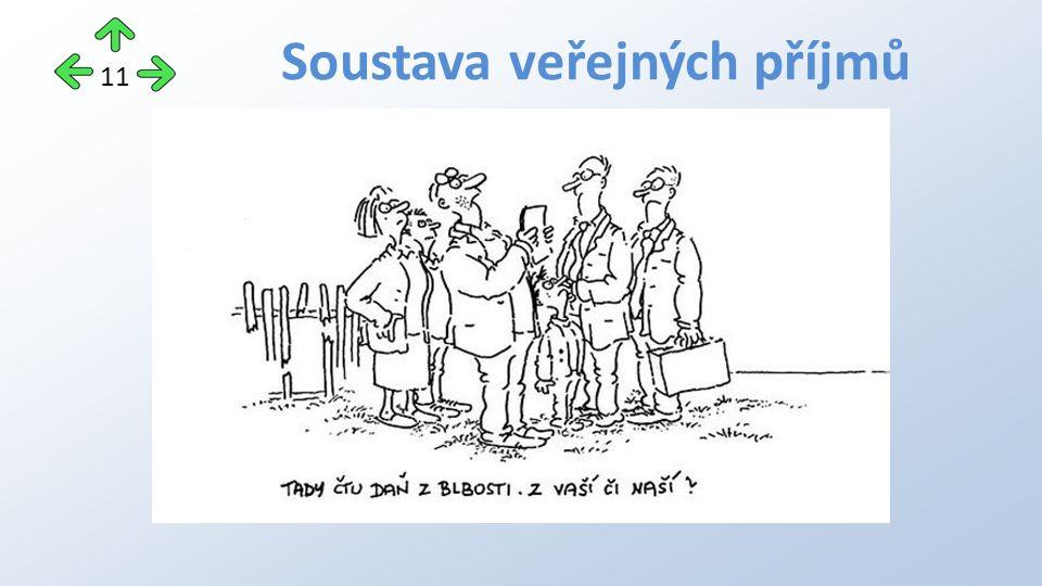 Soustava veřejných příjmů 11