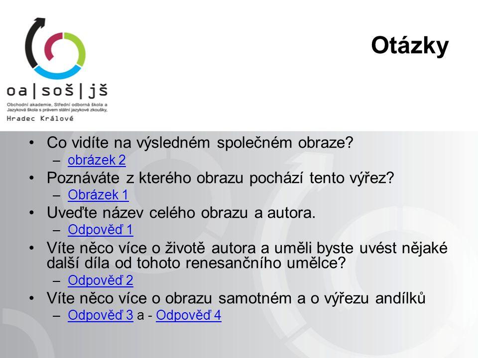 ZDROJE OBRÁZKŮ Obr.1, 2 - Sixtinská Madona. In: Wikipedia: the free encyclopedia [online].