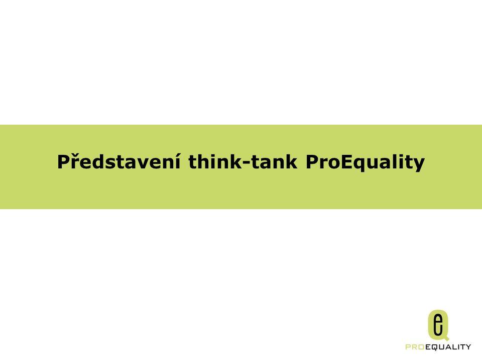 Představení think-tank ProEquality
