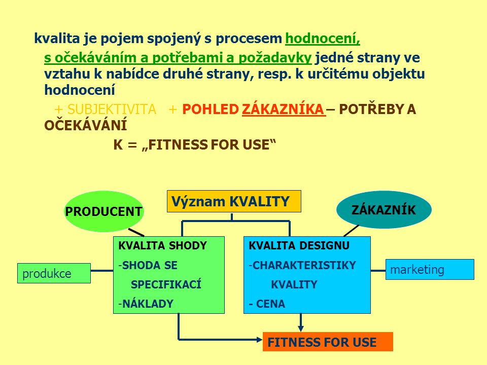 PROCESNÍ PŘÍSTUP V MANAGEMENTU KVALITY Unless you change the process, why would you expect the results to change Texas Instrument
