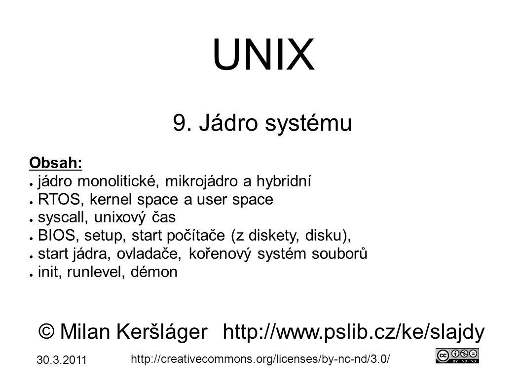 UNIX 9.