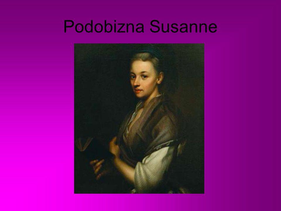 Podobizna Susanne