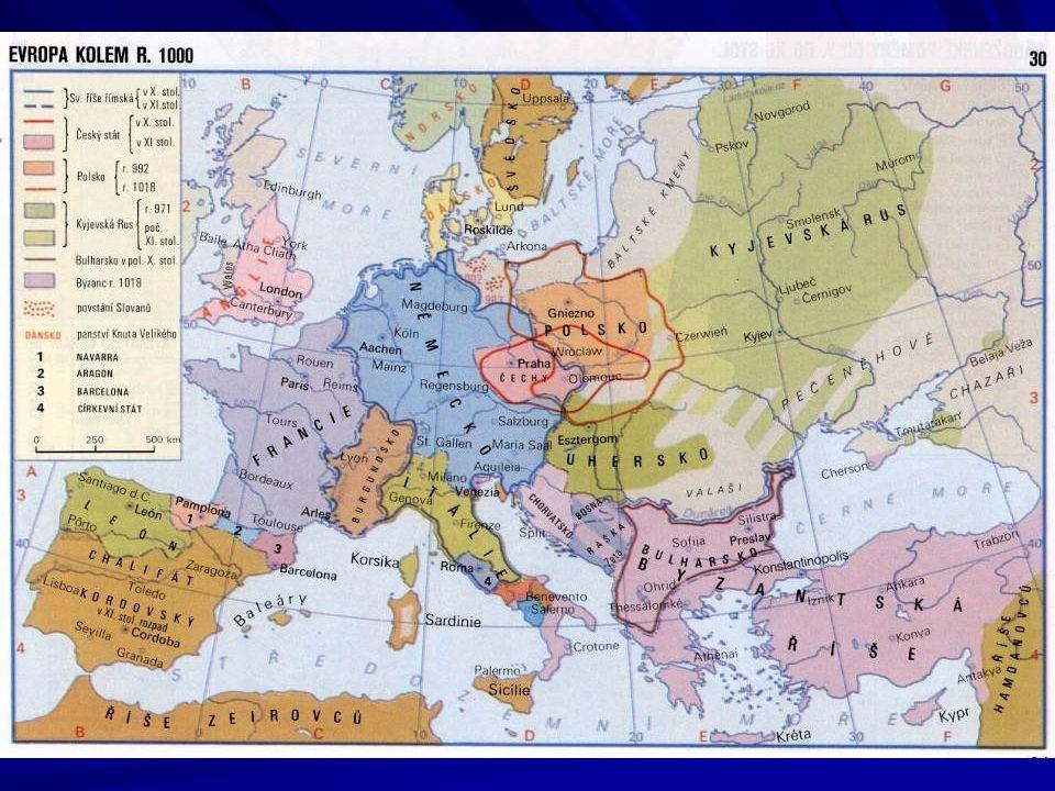 Formování střední Evropy v kontextu ideje univerzální křesťanské říše