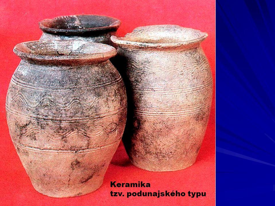 Keramika tzv. podunajského typu