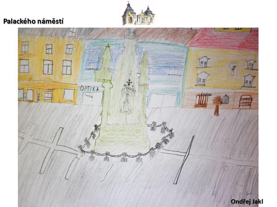 Ondřej Jakl Palackého náměstí