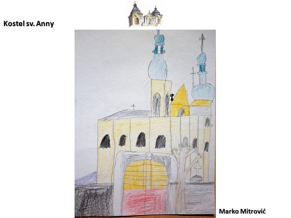 Marko Mitrović Kostel sv. Anny