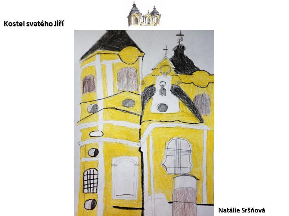Natálie Sršňová Kostel svatého Jiří