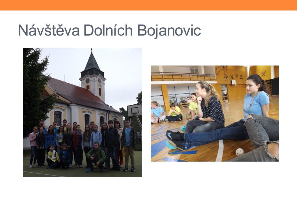 Návštěva Dolních Bojanovic