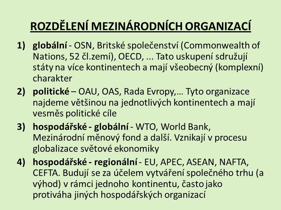 EU – Evropská unie Cíle EU: společná zahraniční bezpečnostní politika spolupráce v justici a vnitřních věcích rozšíření pravomocí Evropského parlamentu zavedení občanství EU zavedení základních práv EU dosažení volného pohybu kapitálu, integrace finančních trhů a jednotná měna