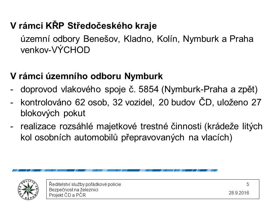 Realizace majetkové trestné činnosti Nymburk -v současné době sděleno obvinění pěti pachatelům (4x r.