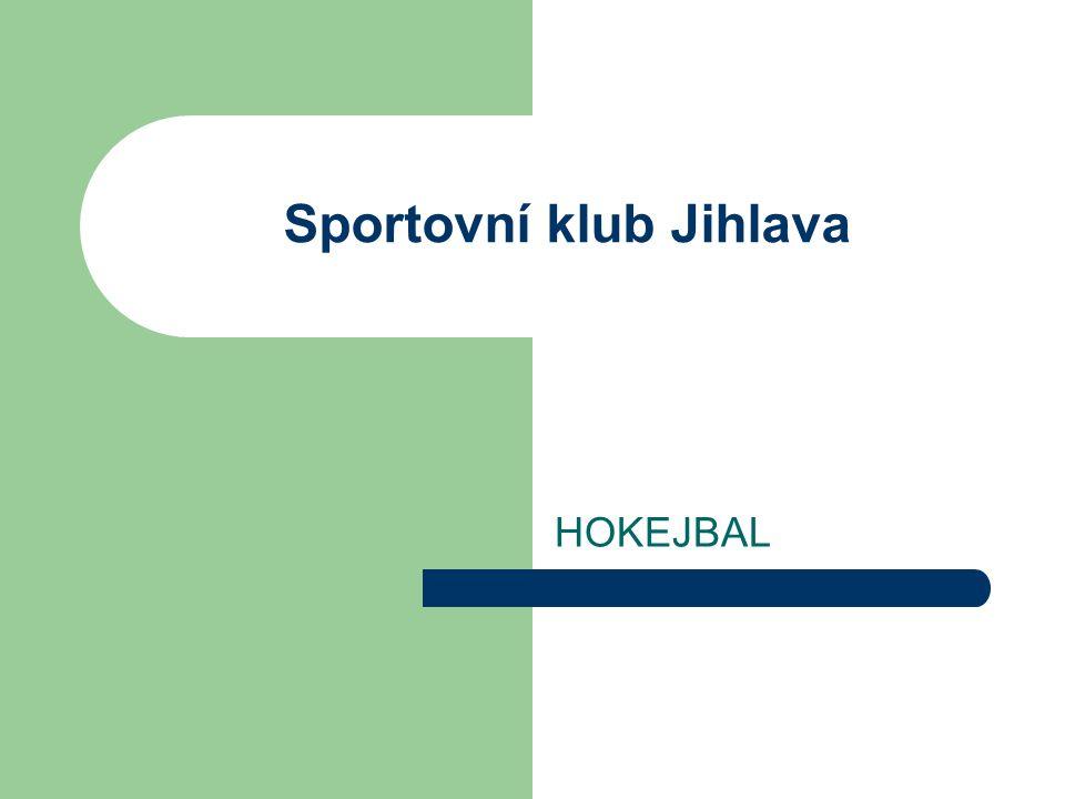 Sportovní klub Jihlava HOKEJBAL