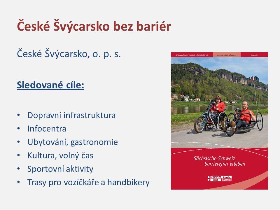 České Švýcarsko, o. p. s.