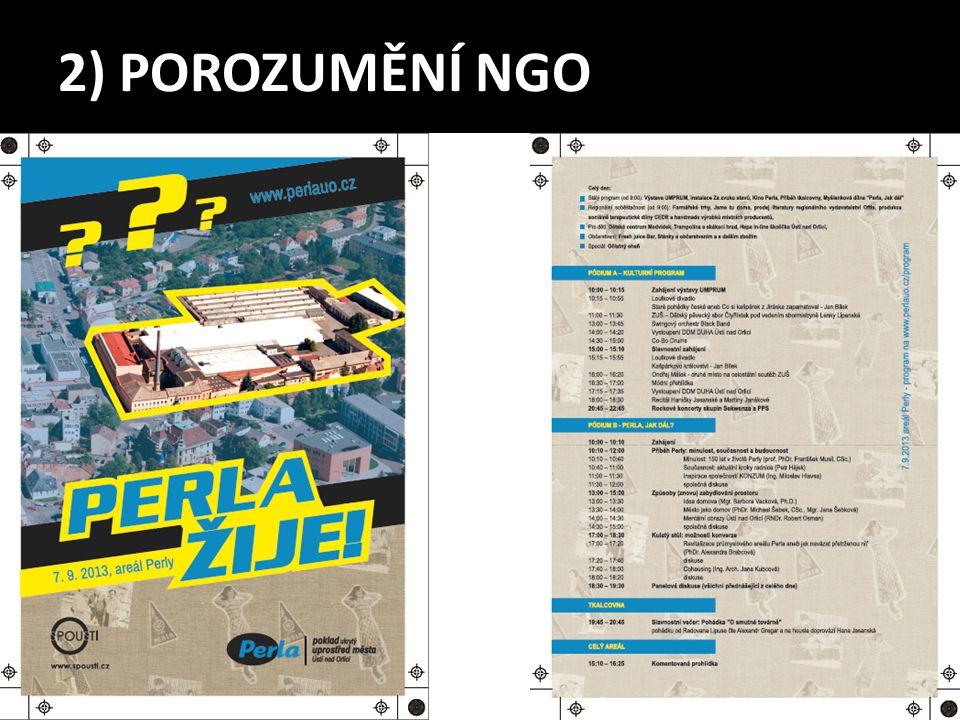 2) POROZUMĚNÍ NGO