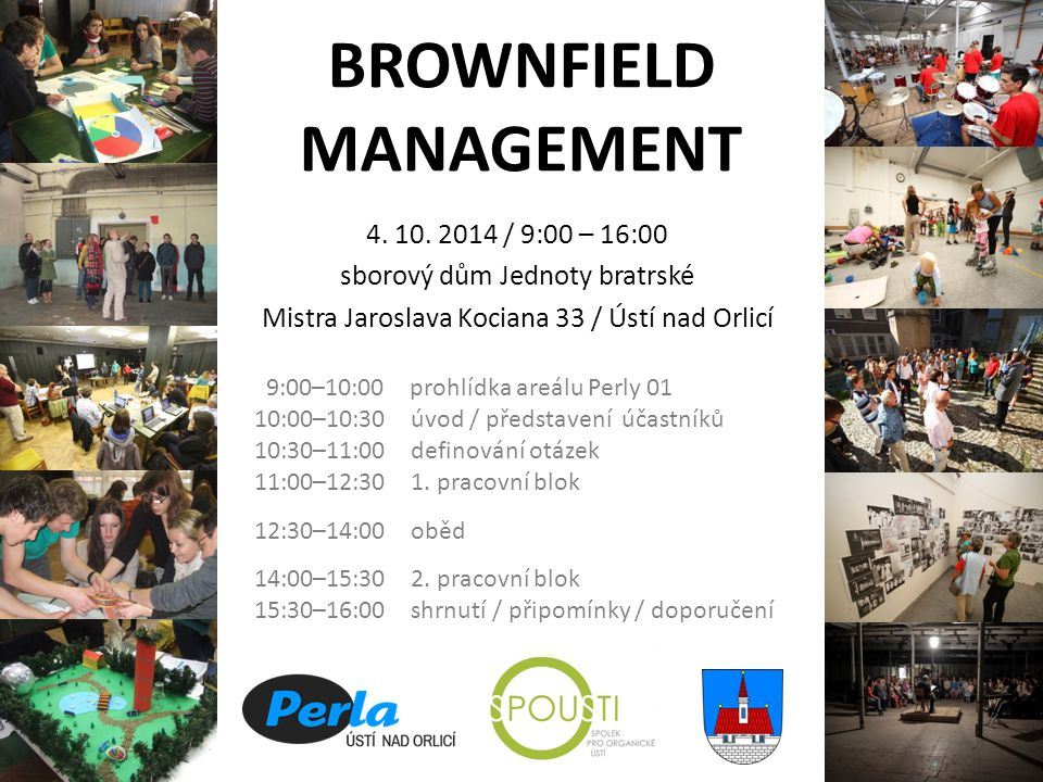 BROWNFIELD MANAGEMENT 4. 10.