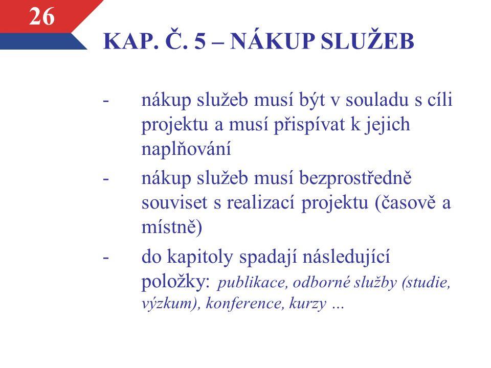 KAP. Č.