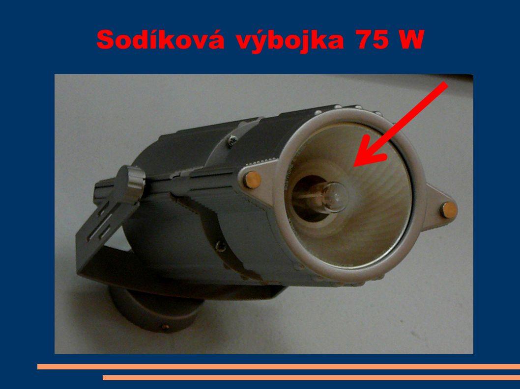 Sodíková výbojka 75 W