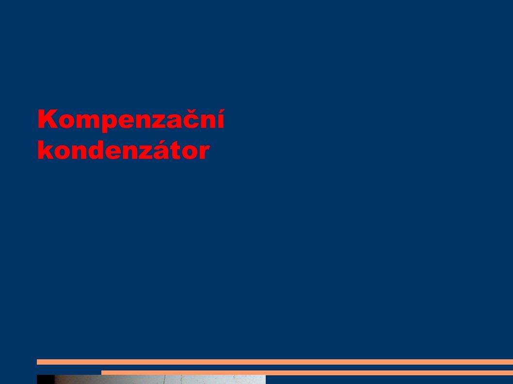 Kompenzační kondenzátor