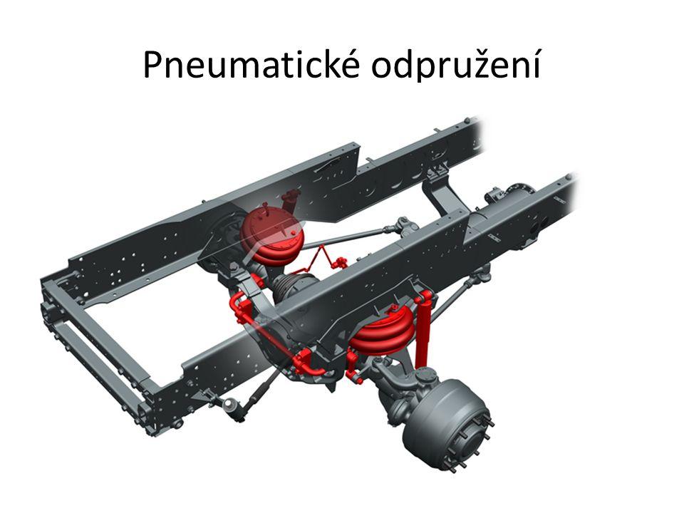 Pneumatické odpružení