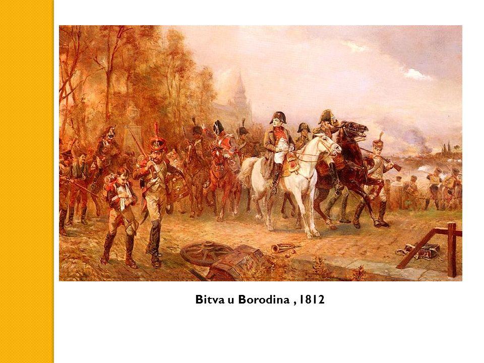 Bitva u Borodina, 1812