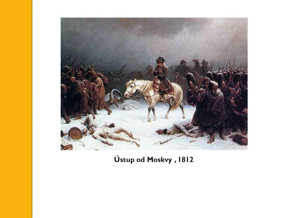 Ústup od Moskvy, 1812