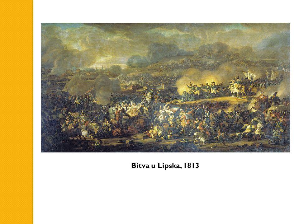 Bitva u Lipska, 1813