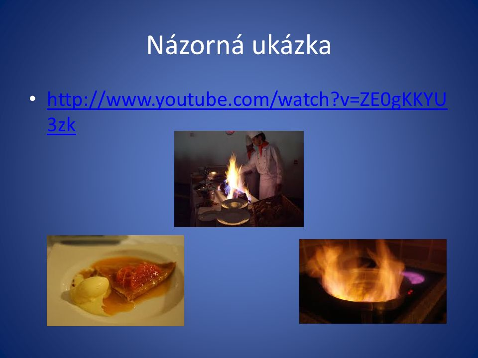 Názorná ukázka http://www.youtube.com/watch?v=ZE0gKKYU 3zk http://www.youtube.com/watch?v=ZE0gKKYU 3zk