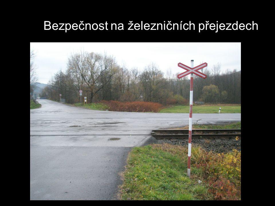 Bezpečnost na železničních přejezdech