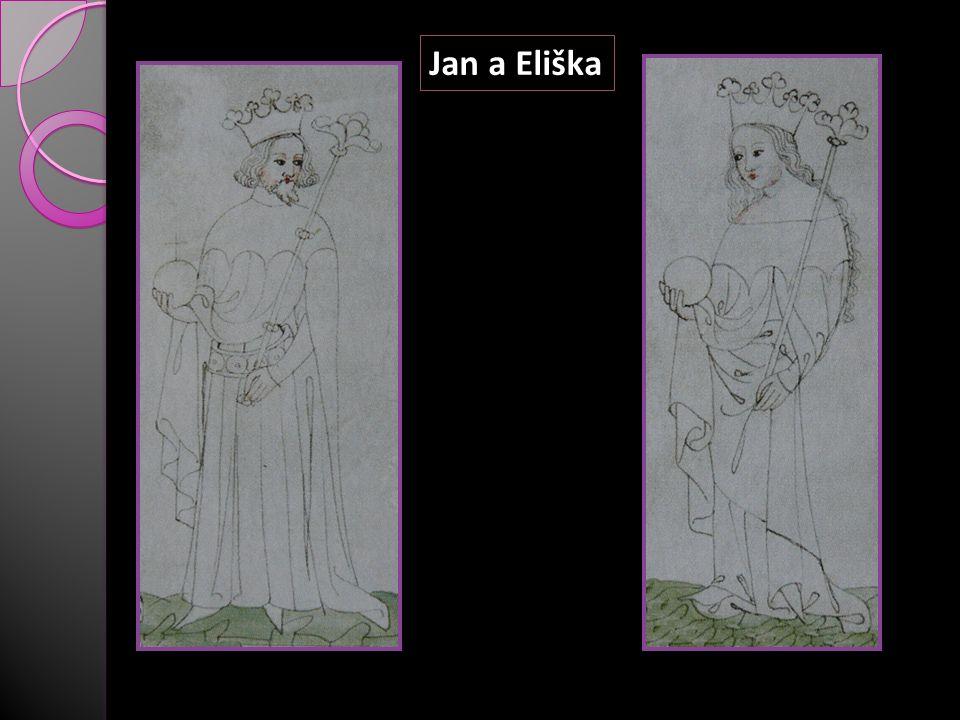 Jan a Eliška