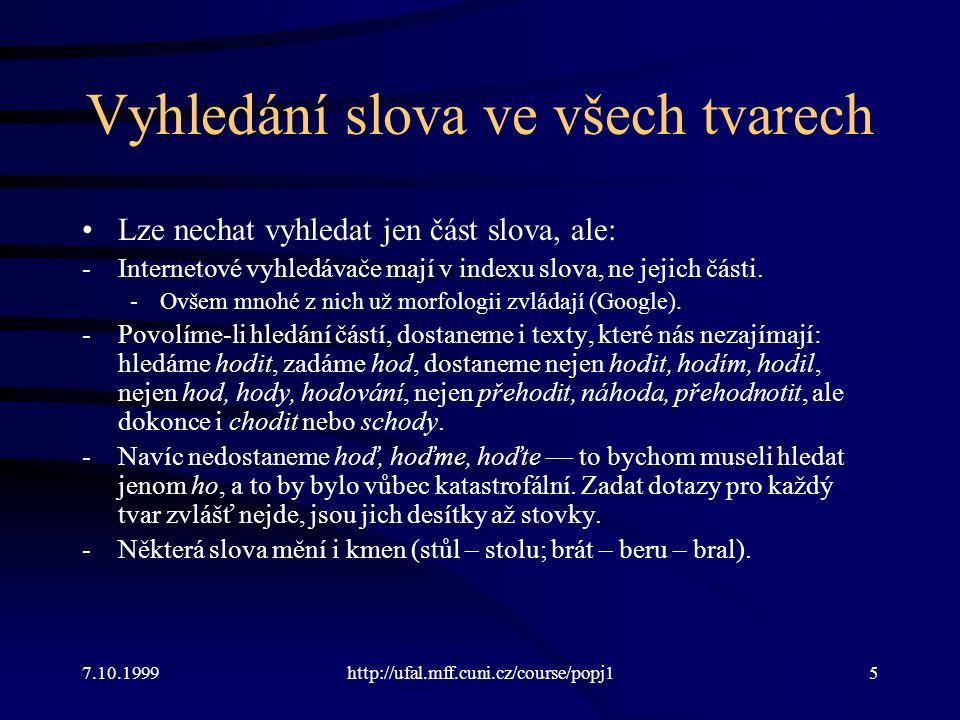 Literatura James Allen: Natural Language Understanding.
