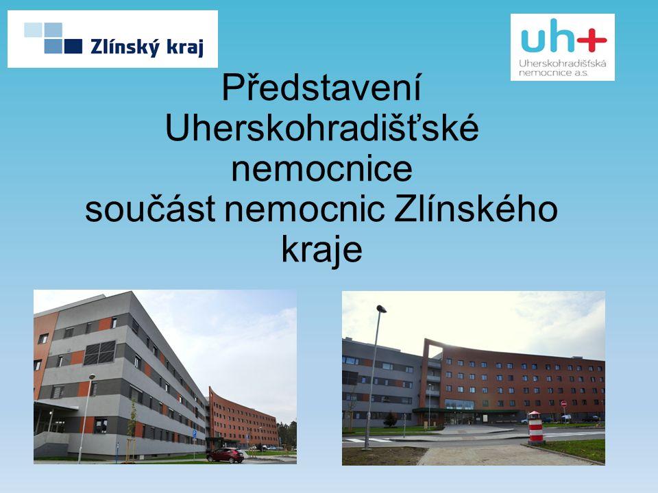 Představení Uherskohradišťské nemocnice součást nemocnic Zlínského kraje