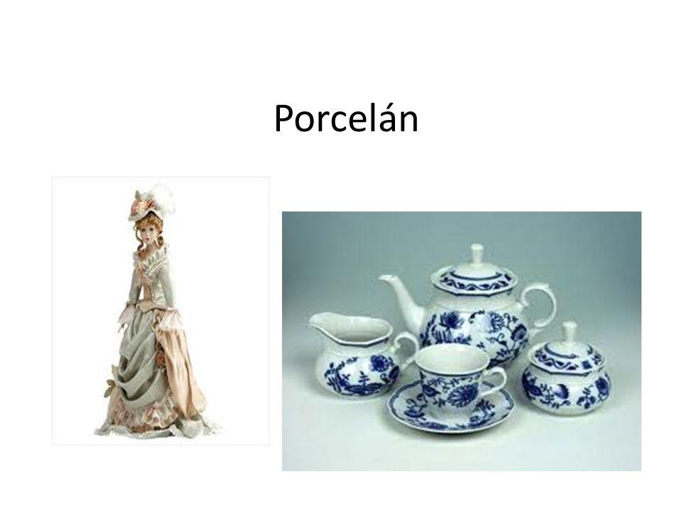 Porcelán v Čechách první česká porcelánka byla založena roku 1792 ve Slavkově 1.