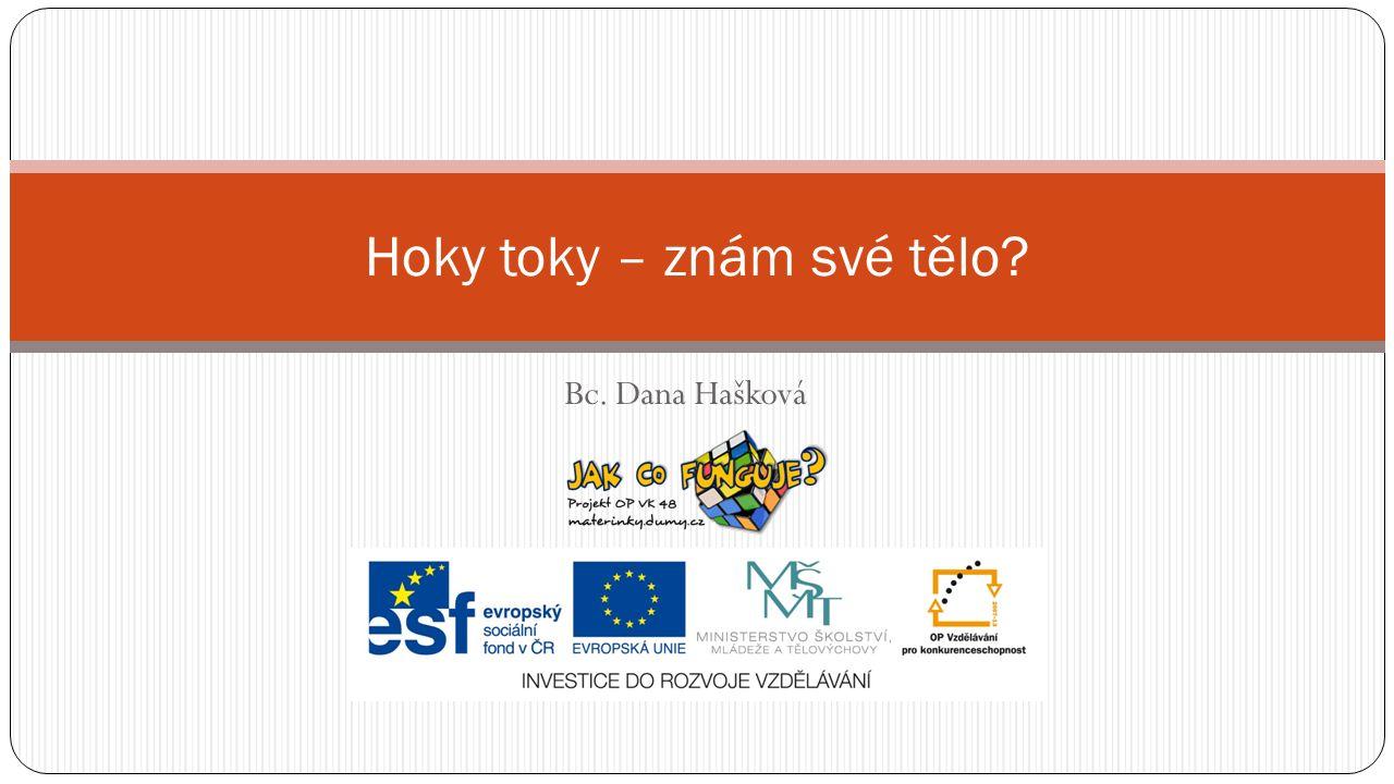 Projekt CZ.1.07/1.3.00/48.0075 je spolufinancován Evropským sociálním fondem a státním rozpo č tem Č eské republiky.