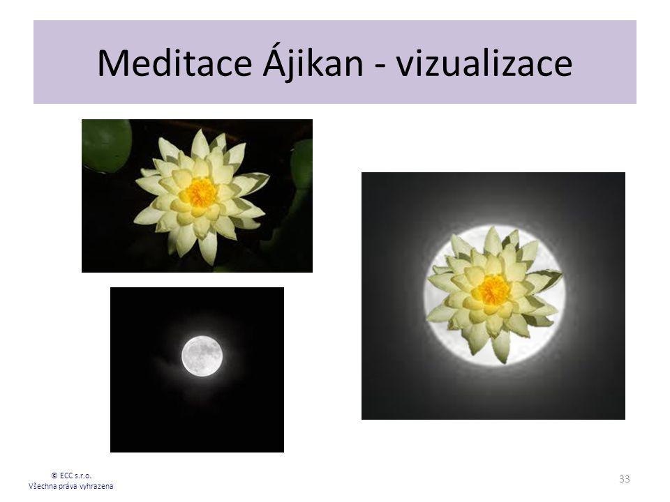 Meditace Ájikan - vizualizace © ECC s.r.o. Všechna práva vyhrazena 33