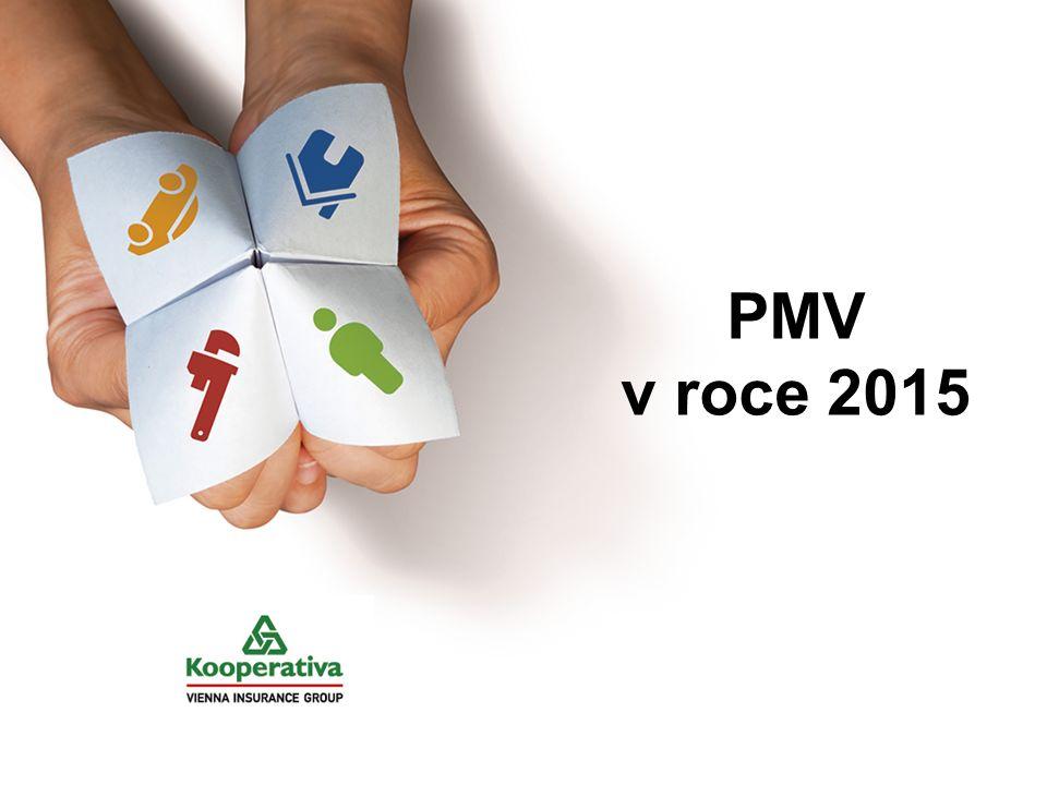 PMV v roce 2015