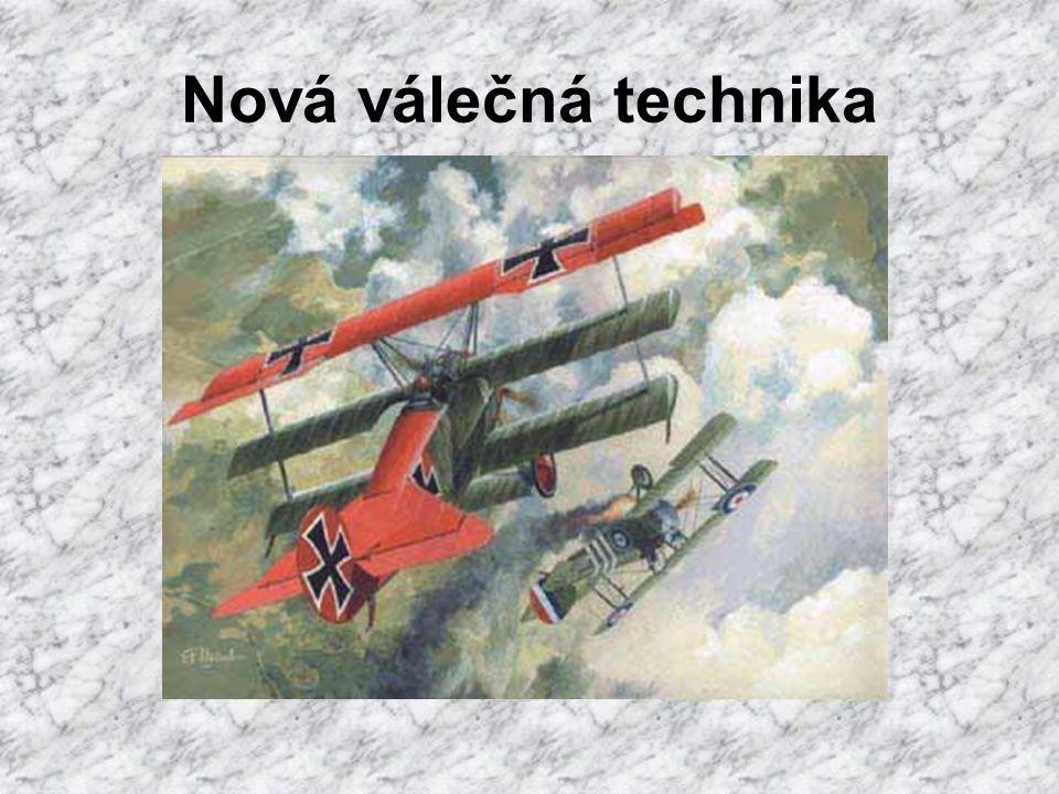 Nová válečná technika