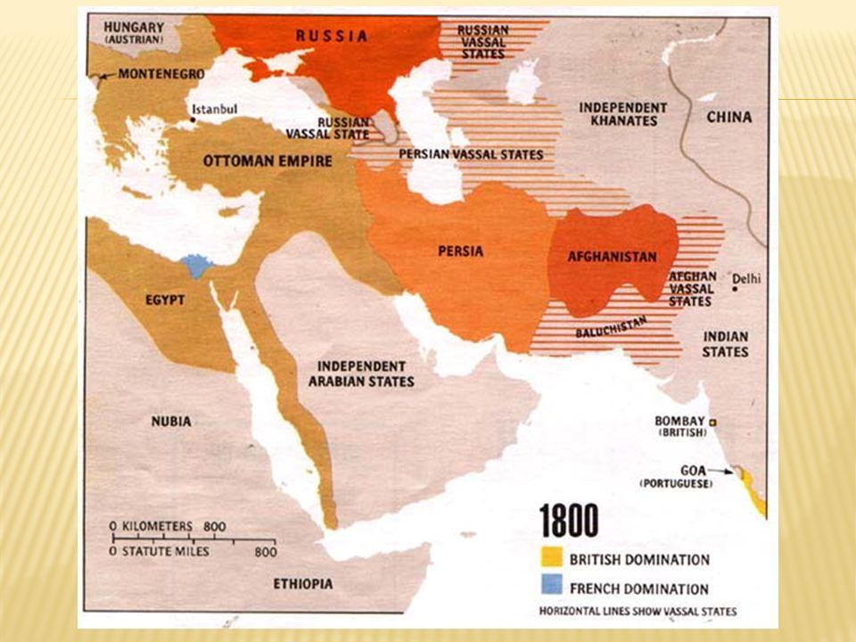 1514 bitva u Čaldyránu a rozdělení Kurdistánu mezi Osmanskou říši (Turecko) a Perskou říši (Írán)  v 19.