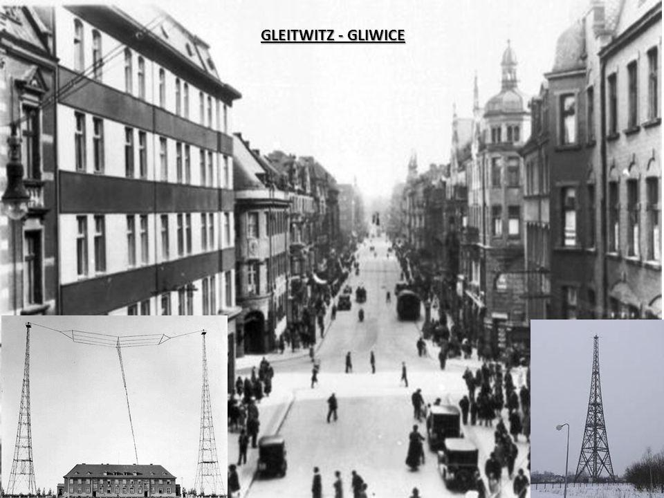 GLEITWITZ - GLIWICE