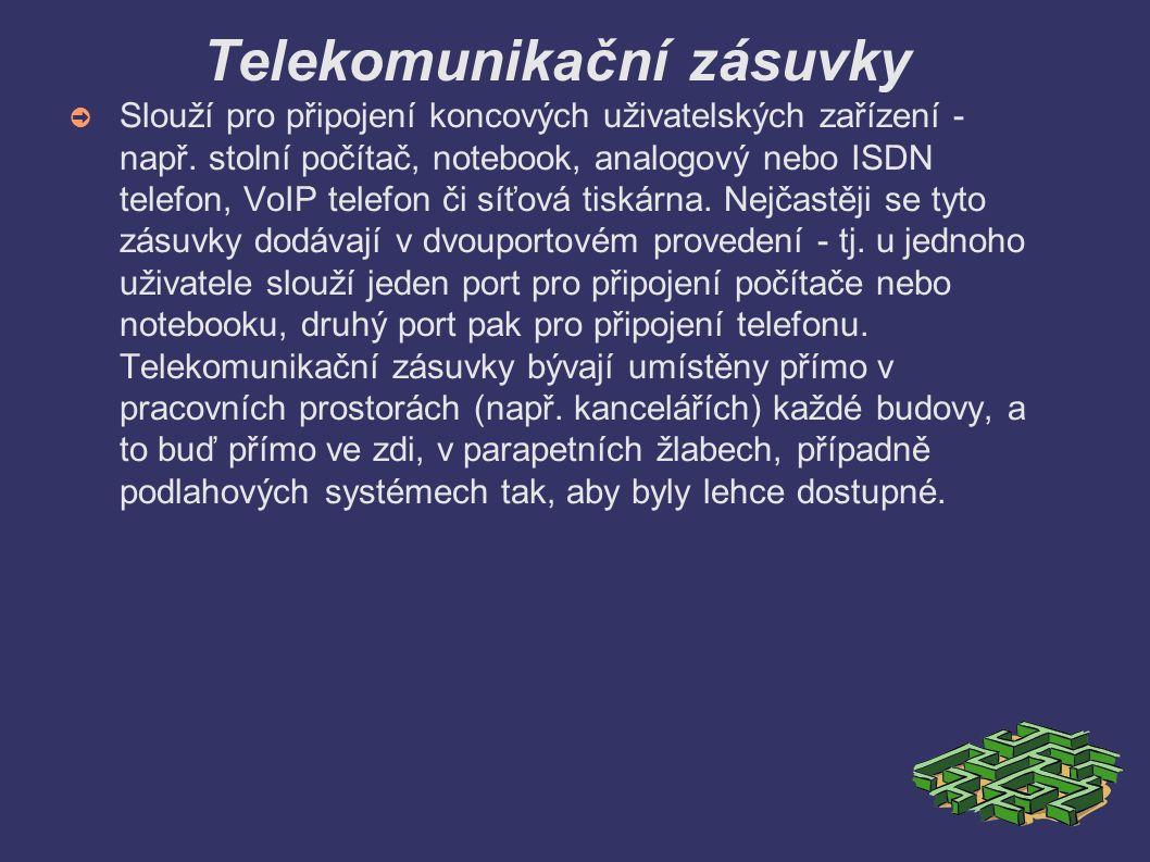 Dělení telefonní zásuvek ➲ Dělení zásuvek:1)Bezdrátové zásuvky-v dnešní době jsou používané,protože při instalaci není třeba tažení kabelů.