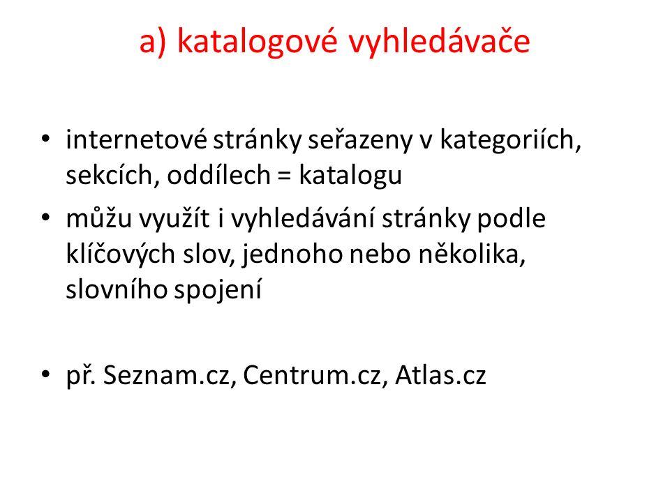 Seznam.cz kategorie obr.2