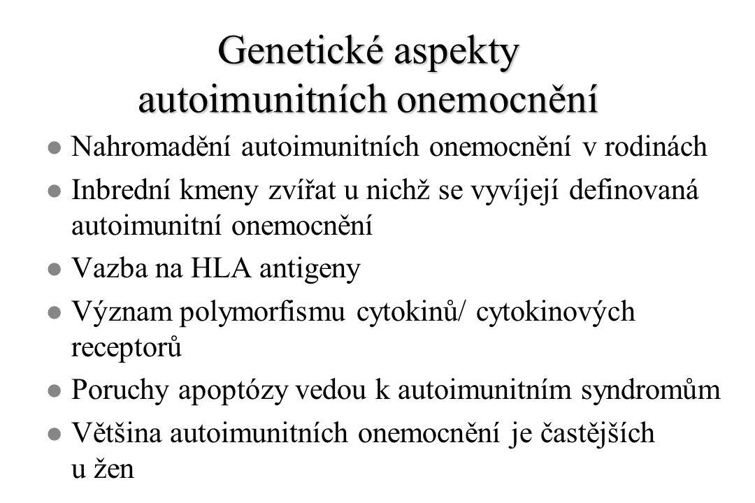 Antifosfolipidový syndrom l Opakované cévní trombózy l Opakované aborty l Pozitivita antifosfolipidových protilátek (falešně pozitivní screeningové testy na syfilis!) l Lupus-antikoagulans l Často trombocytopemie l Může existovat jako primární onemocnění nebo může doprovázet SLE