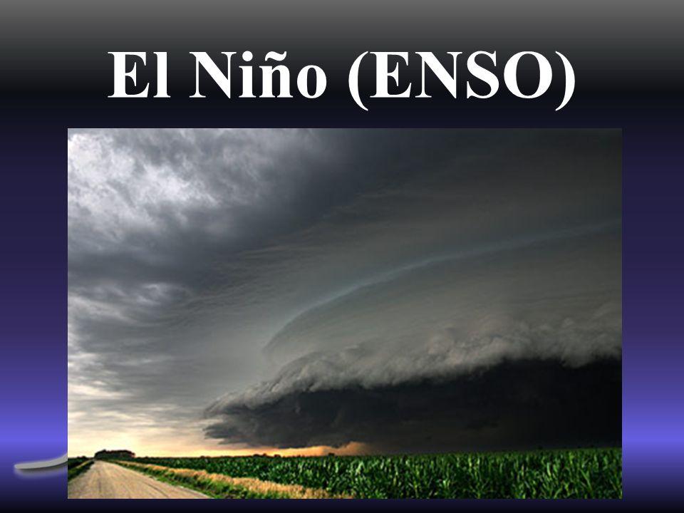 El Niño (ENSO)
