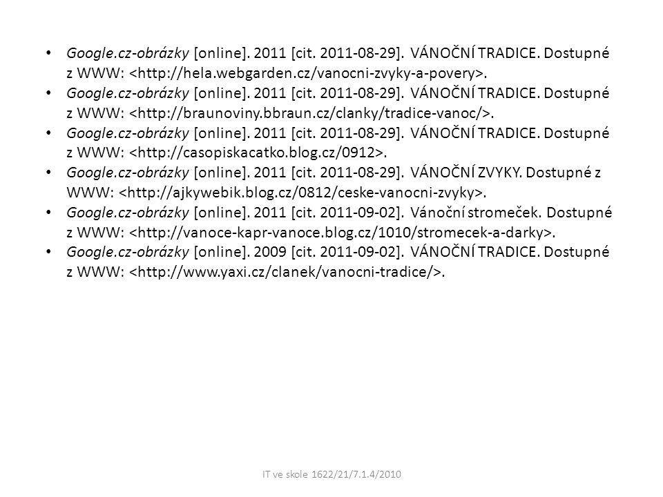 IT ve skole 1622/21/7.1.4/2010 Google.cz-obrázky [online].