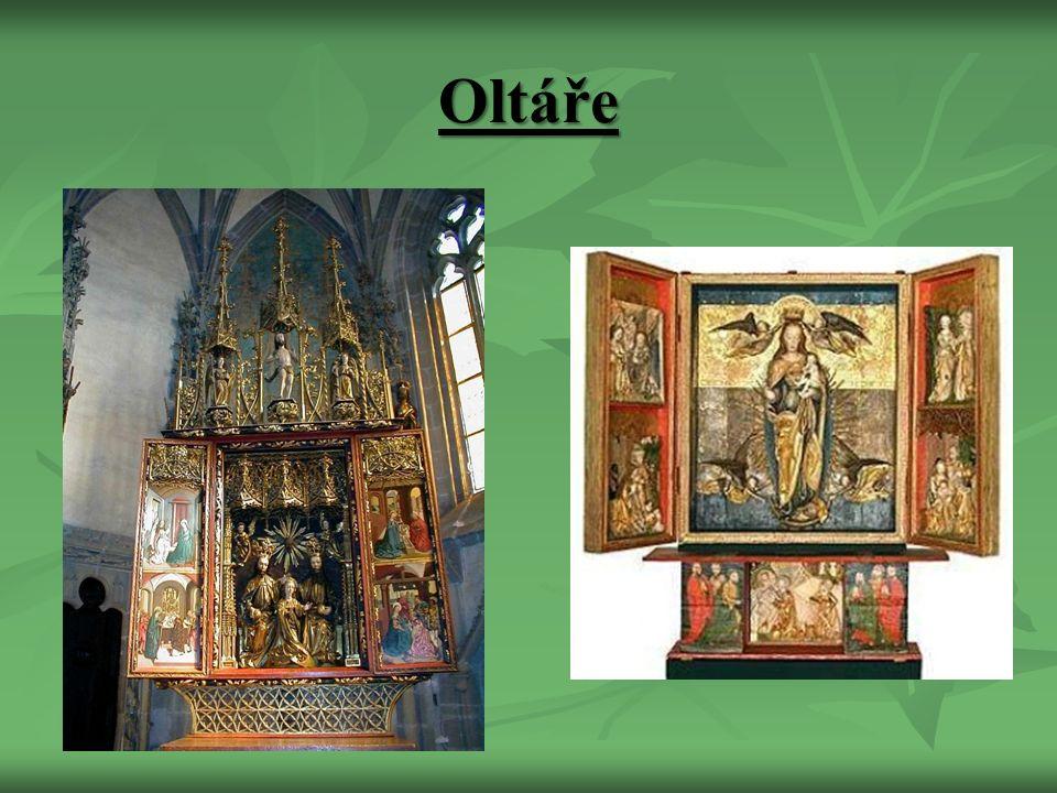 Oltáře