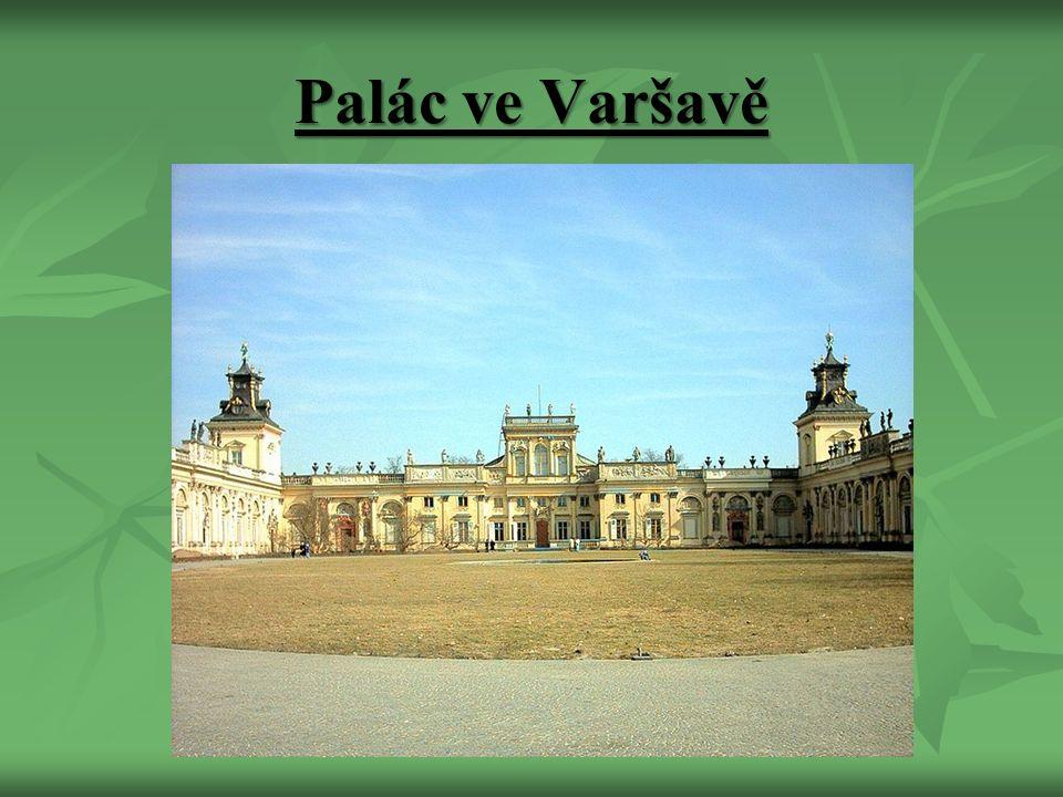 Palác ve Varšavě