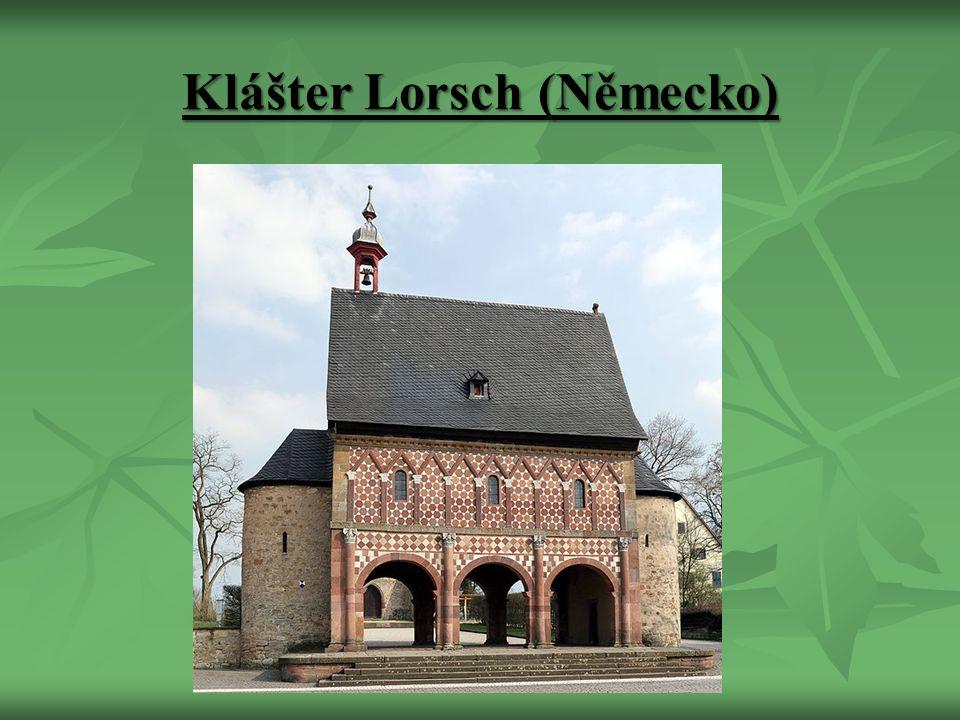 Klášter Lorsch (Německo)