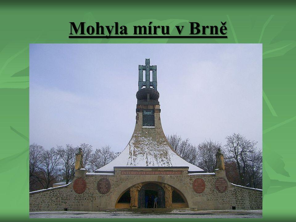 Mohyla míru v Brně