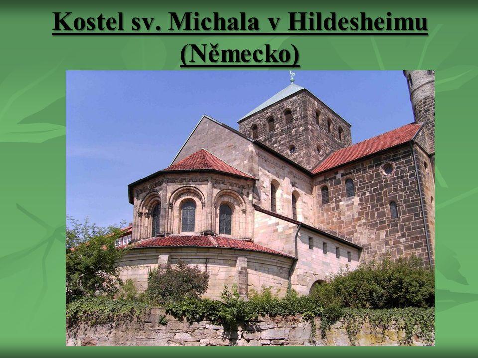 Kostel sv. Michala v Hildesheimu (Německo)