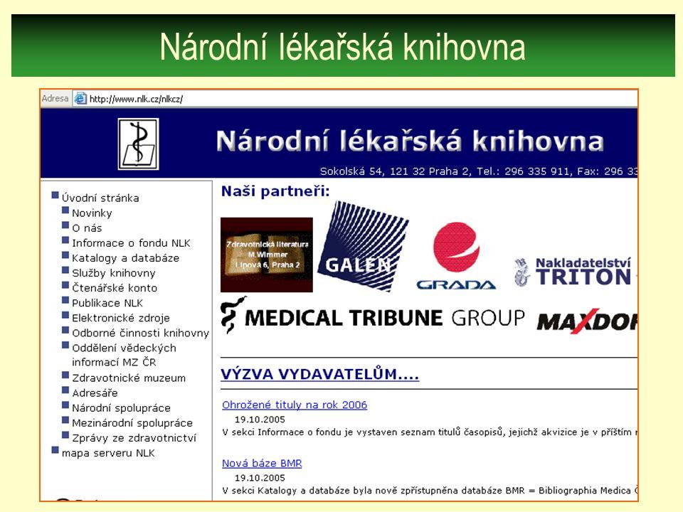 Národní lékařská knihovna