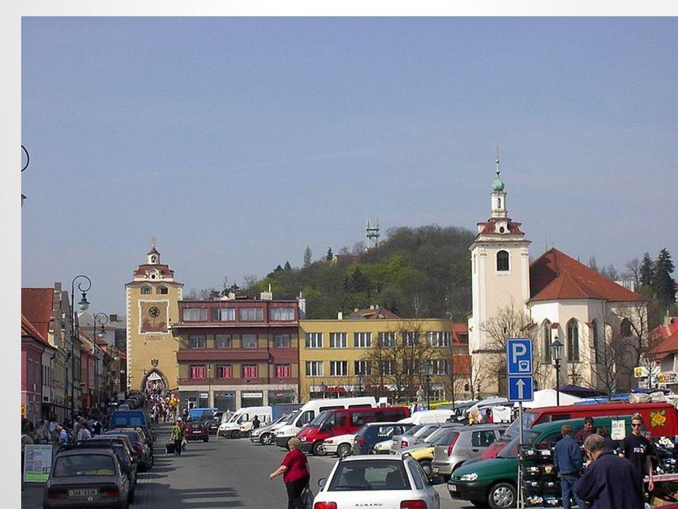 BEROUN V Berouně žije asi 18 919 obyvatel.